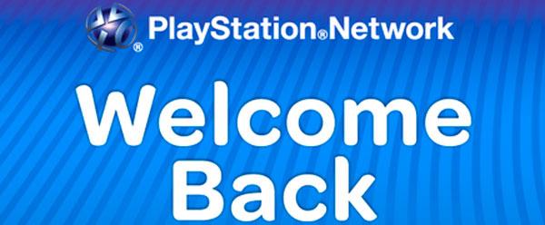 PlayStation Network, publicado el contenido del paquete «Welcome Back»