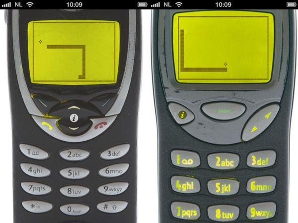 Descarga gratis para iPhone, iPad y iPod Touch el mítico juego de la serpiente de Nokia