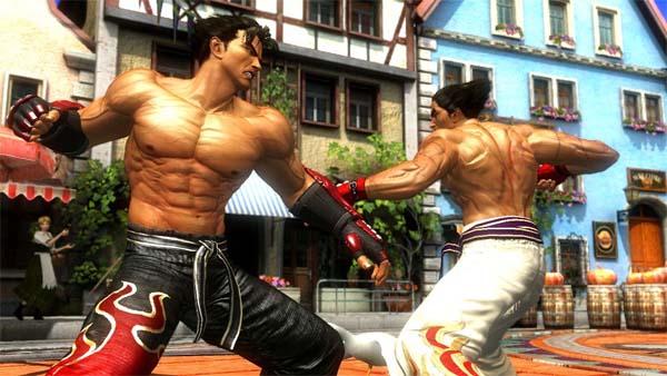 Tekken Tag Tournament 2, nuevas imágenes del juego de lucha