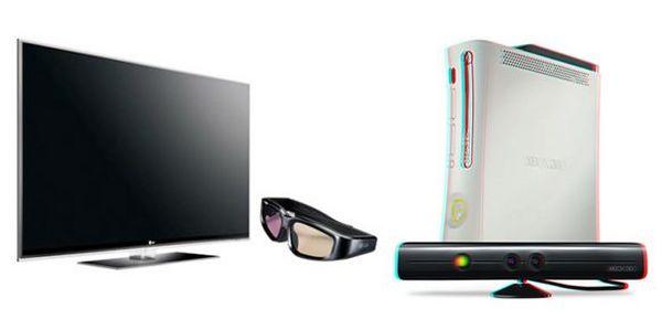 Xbox 360 3D, Microsoft podría anunciar en el E3 la integración mundial de las 3D en Xbox 360