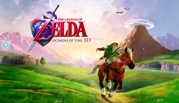 Zelda Ocarina of Time 3DS, nuevo vídeo de lanzamiento de la reedición de este clásico