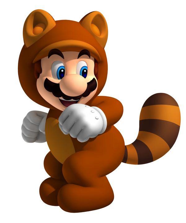 E3 2011, Nintendo presenta el nuevo Super Mario 3DS