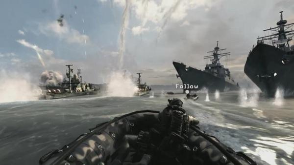 E3 2011, Microsoft muestra el nuevo Call Of Duty: Modern Warfare 3 en un vídeo