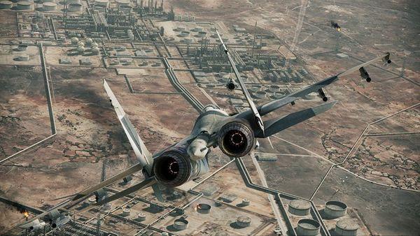 Ace Combat: Assault Horizon, nuevo vídeo que muestra 10 minutos de este juego de aviones