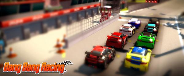 Bang Bang Racing THD, conoce este juego de estrategia y habilidad para Android