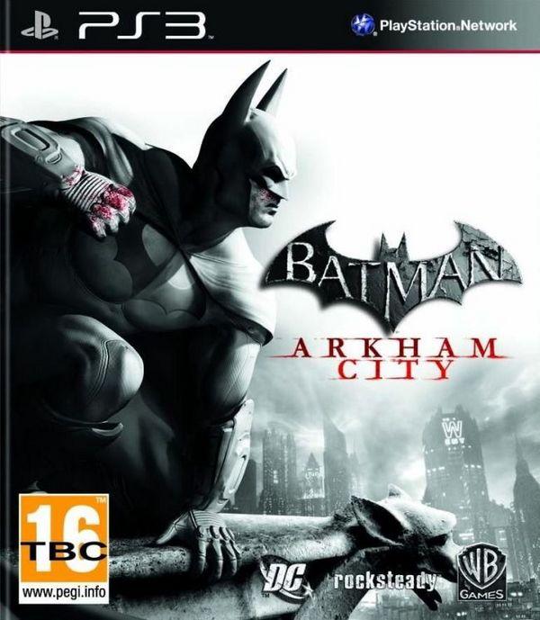 Batman: Arkham City, desveladas las caratúlas del próximo juego de Batman para PS3, Xbox 360 y Pc
