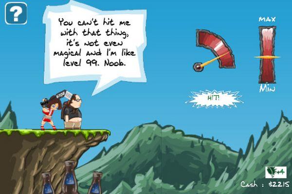 Berzerk Ball, descarga gratis juegos para iPhone, iPad y iPod Touch por tiempo limitado