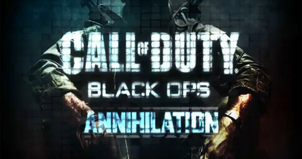 Call of Duty Black Ops, el nuevo DLC Annihilation ya está disponible para la consola Xbox 360