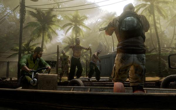 Dead Island, el nuevo personaje del juego de zombies se llama Logan