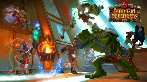 Dungeon Defenders First Wave Descarga Gratis Este Juego De Rol Y
