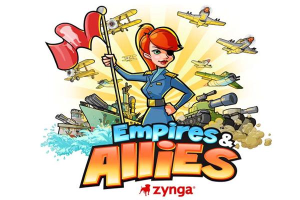 Empires and Allies, Zynga lanza hoy un nuevo juego en la red social Facebook
