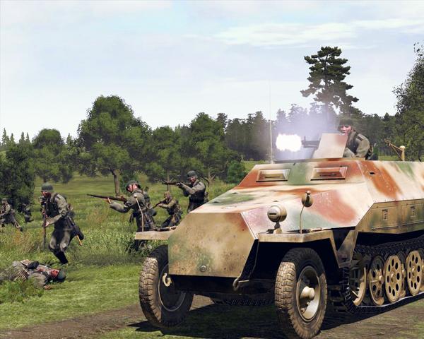 Iron Front Liberation 1944, tráiler del juego de guerra para PC