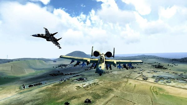 Jane's Advanced Strike Fighters, nuevo simulador de combate para Xbox 360, PS3 y Pc