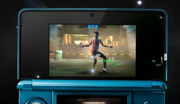 E3 2011, Michael Jackson: The Experience llegará a Nintendo 3DS y la nueva PS Vita
