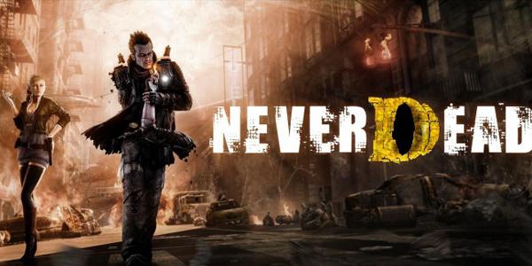 Never Dead de Konami, vídeo del E3 2011 y gameplay del juego de acción