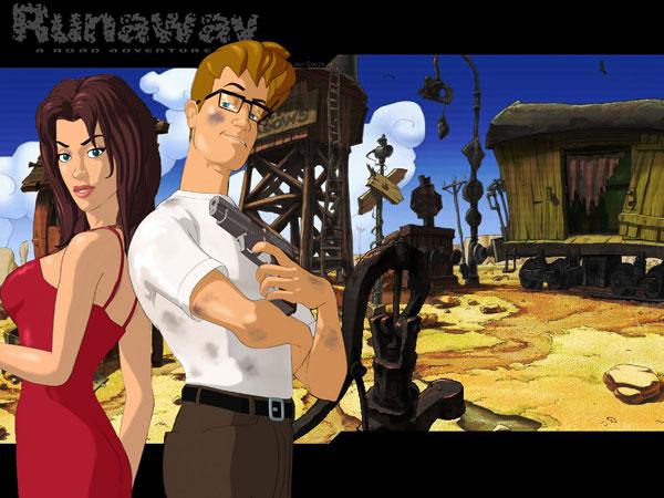 Runaway: A Road Adventure, descarga gratis este juego completo de aventura gráfica para PC