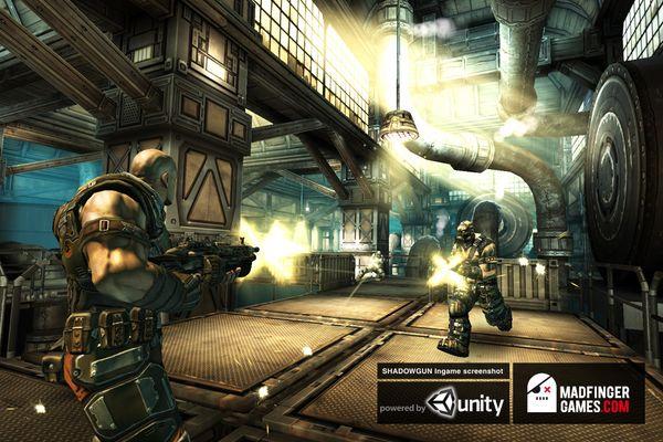 ShadowGun, trailer de este nuevo juego de disparos para iPhone y Android