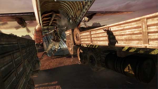 Uncharted 3 La Traición de Drake, nuevos vídeos del modo multijugador
