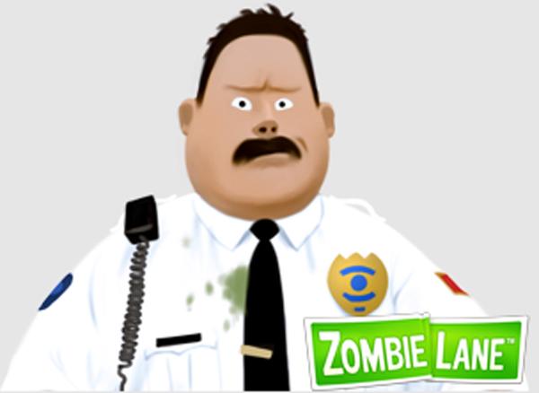 Zombie Lane, nuevo contenido para el juego de zombies de Facebook