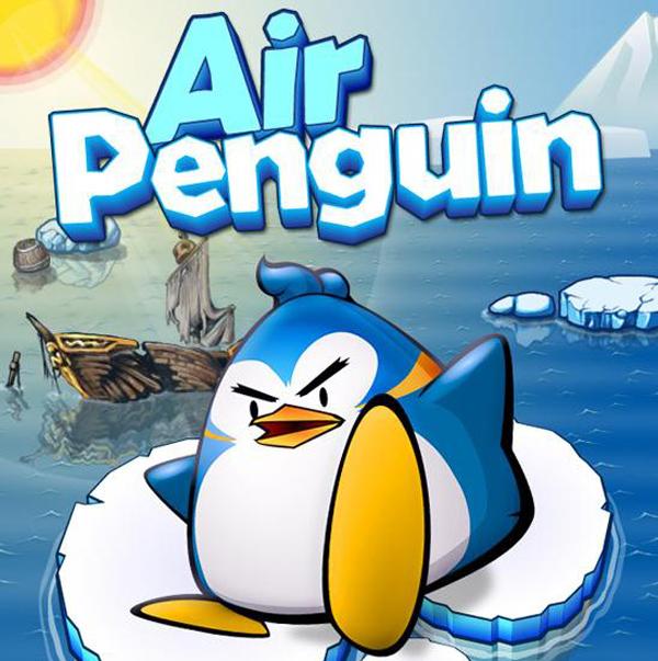 Air Penguin, conoce el nuevo juego de plataformas que hace sombra a Angry Birds
