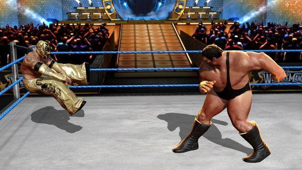 Trucos para WWE All Stars de PSP, cómo desbloquear rings y personajes ocultos