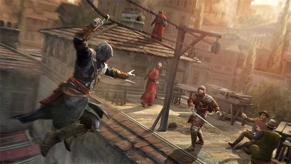 Assassin´s Creed Revelations, todo sobre el Assassin´s Creed Revelations con fotos y ví­deos