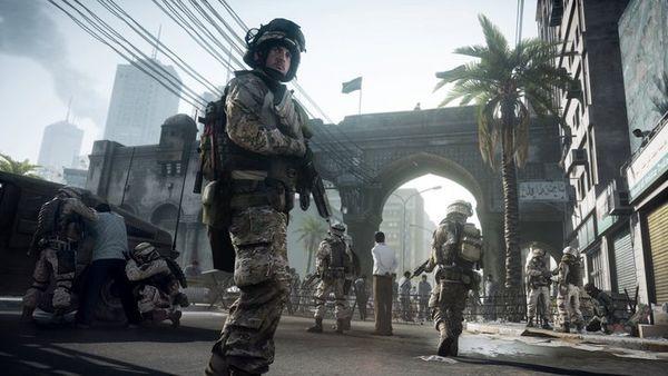 Battlefield 3, la compañía DICE afirma que todas las versiones de Battlefield 3 serán similares
