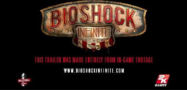 E3 2011, Se muestra el tráiler de Bioshock Infinite en la conferencia de Sony