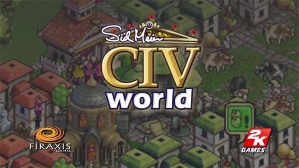 Civilization World, el juego para Facebook se muestra en un nuevo vídeo