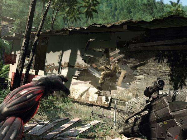 Crysis 2, descarga el parche 1.9 de Crysis 2 con soporte para DirectX 11
