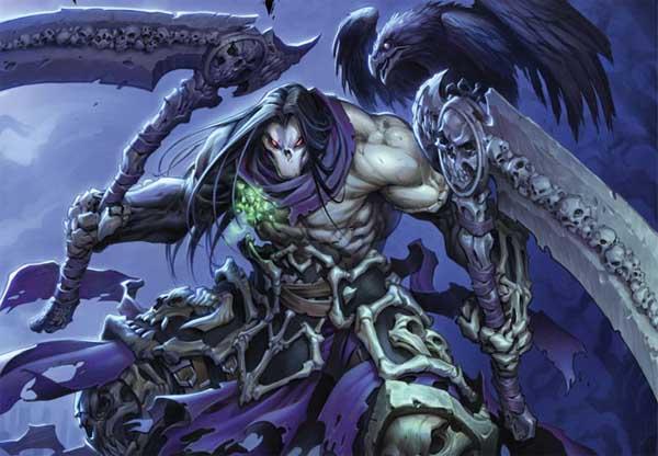 Darksiders II, anuncian el juego de acción con un primer vídeo de presentación