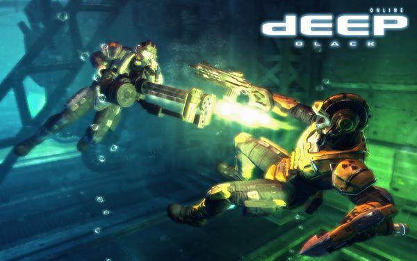 Deep Black Online, anunciado este nuevo juego de disparos en tercera persona