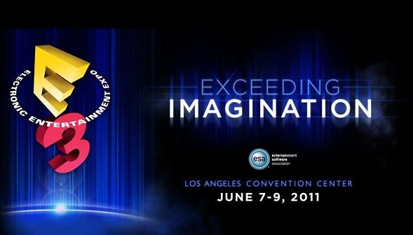 E3 2011, resumen de presentaciones de la convención de videojuegos