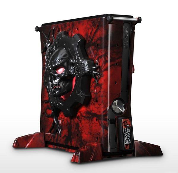 Gears of War 3, Epic anuncia una carcasa exclusiva para Xbox 360 de Gears of War 3