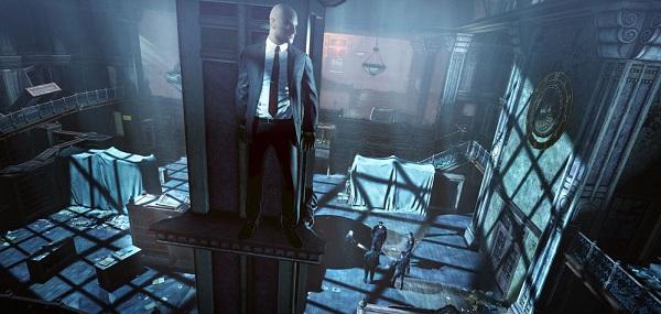 E3 2011, tráiler oficial de Hitman Absolution