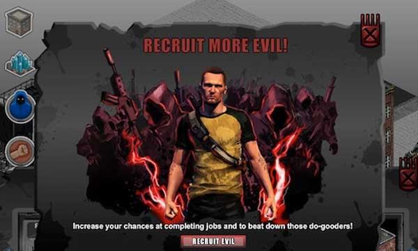Infamous Anarchy, juega gratis en Facebook a la versión social del juego de acción