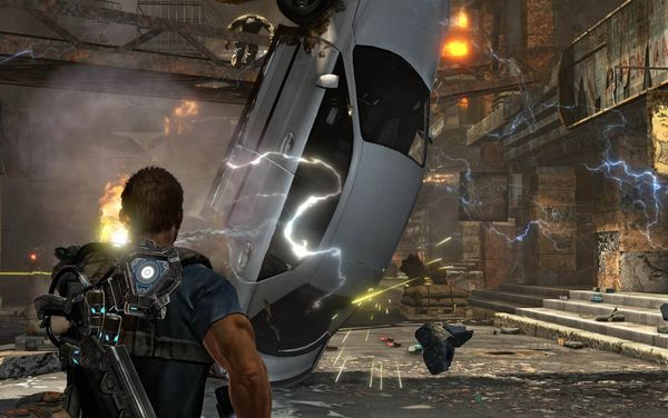 E3 2011, Namco Bandai presenta el juego de disparos en tercera persona Inversion
