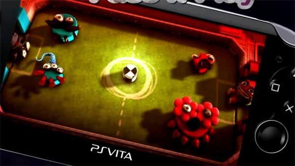 E3 2011, muestran en acción el Little Big Planet para la nueva PlayStation Vita