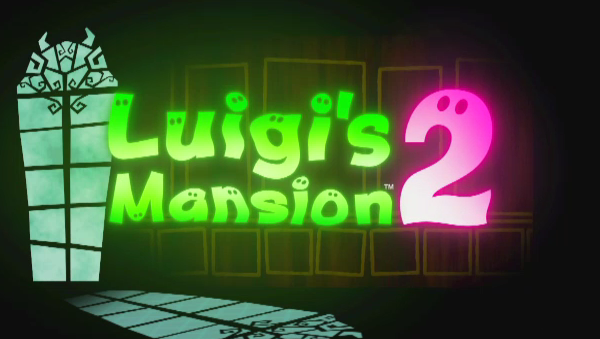 E3 2011, presentado la segunda parte de Luigi's Mansion para 3DS
