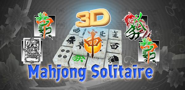 Mahjong 3D free, el clásico juego de puzles oriental ahora en 3D en tu móvil Android