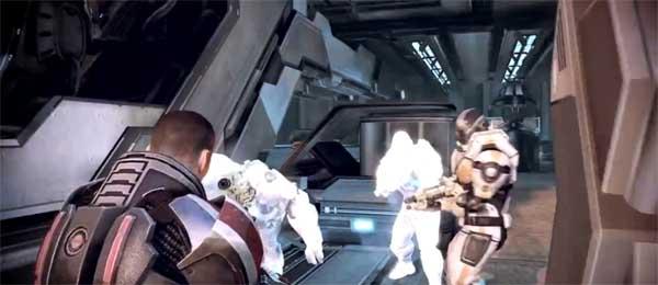 E3 2011, Mass Effect 3 es presentado mostrando su fecha de lanzamiento