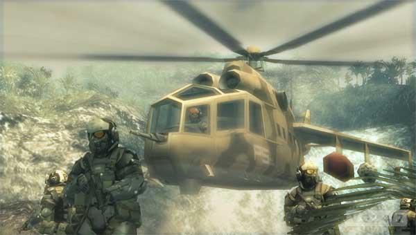 Metal Gear Solid HD, la recopilación en alta definición se muestra en vídeo