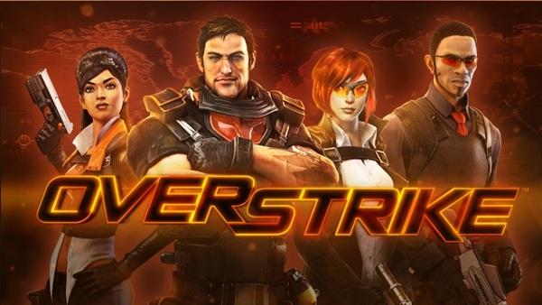 E3 2011, Electronic Arts ha presentado el juego de disparos de Insomniac Overstrike