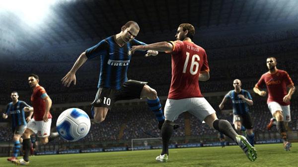 PES 2012, Pro Evolution Soccer 2012 ya deja ver sus primeros detalles