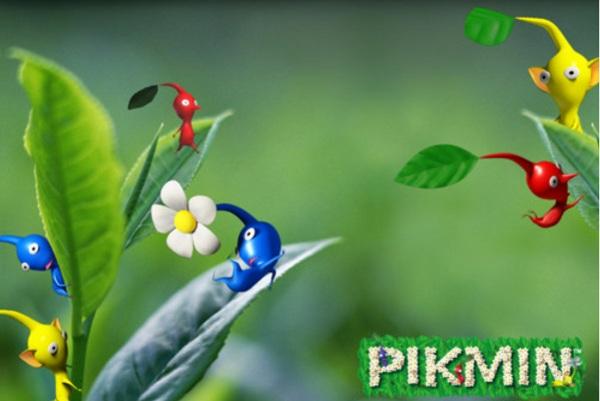E3 2011, Pikmin 3 es otro de los títulos de Nintendo para Wii U