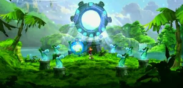 E3 2011, Vuelve Rayman en un juego de plataformas en dos dimensiones