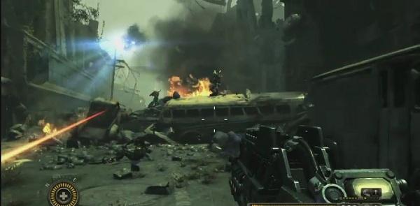 E3 2011, mostrado el vídeo real del juego de disparos Resistance 3