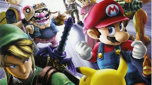 E3 2011, Super Smash Bros saldrá en la nueva Wii U y Nintendo 3DS