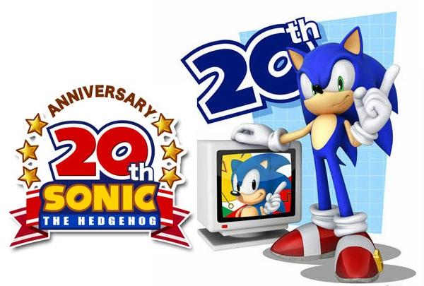 Sonic, el erizo de Sega cumple 20 años