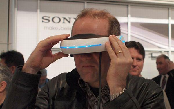 Sony quiere resucitar la Realidad Virtual para sus futuros videojuegos